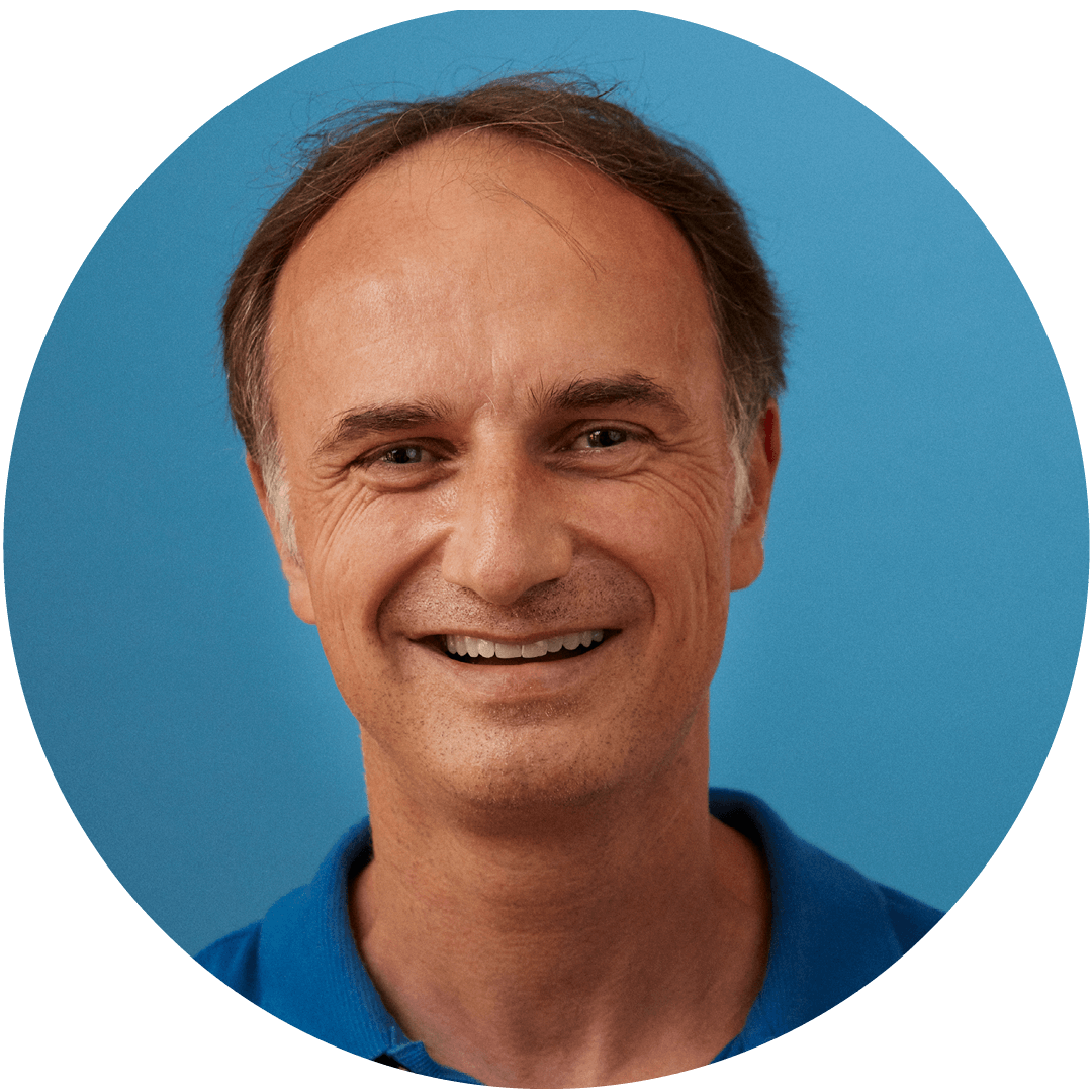 Dr Andreas Bäbler