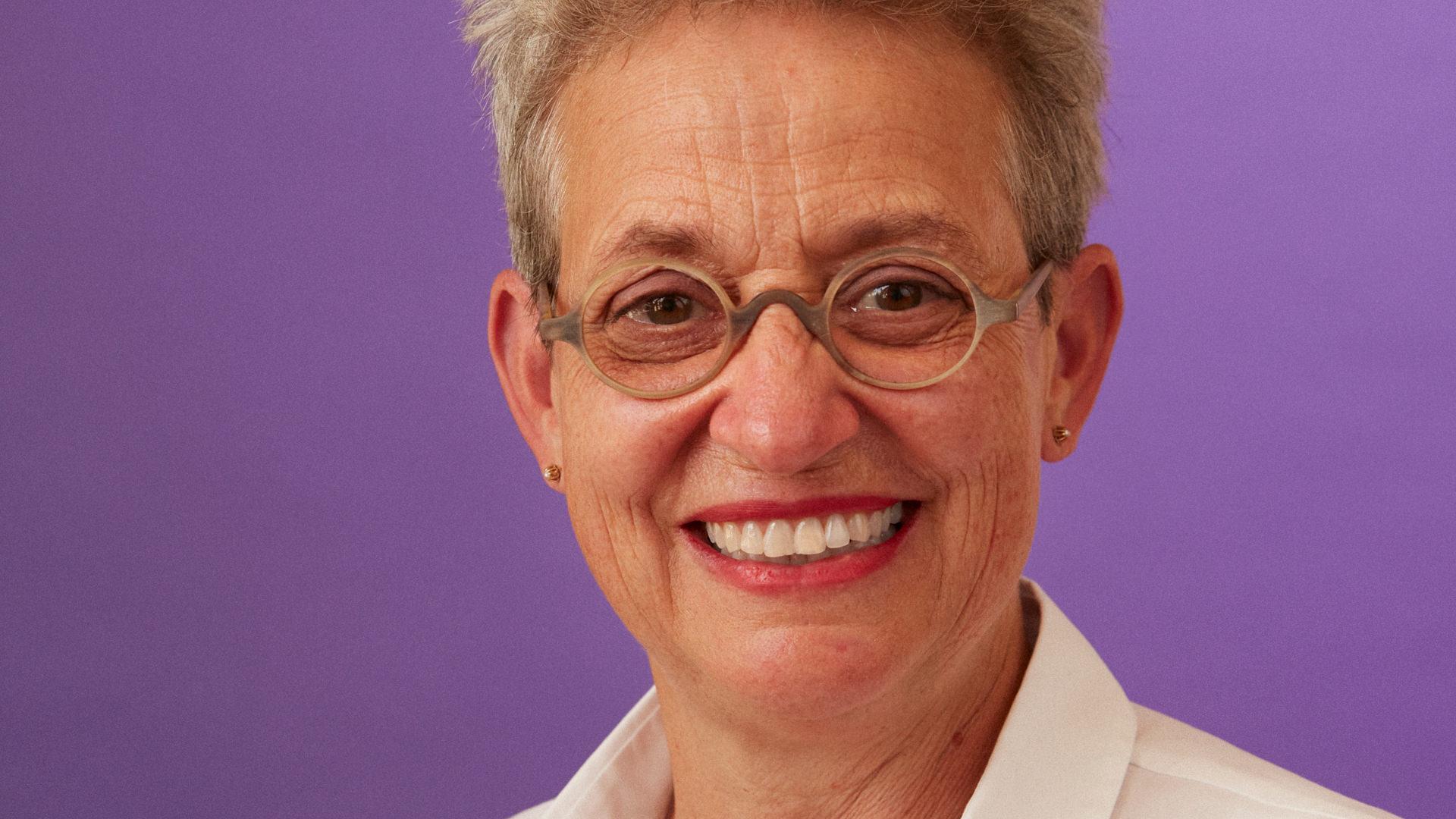Annemarie Grether-Escher ist Präsidentin des Stiftungsrates der Martin Stiftung.