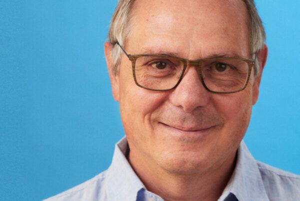 Jürg Hofer ist Direktor der Martin Stiftung