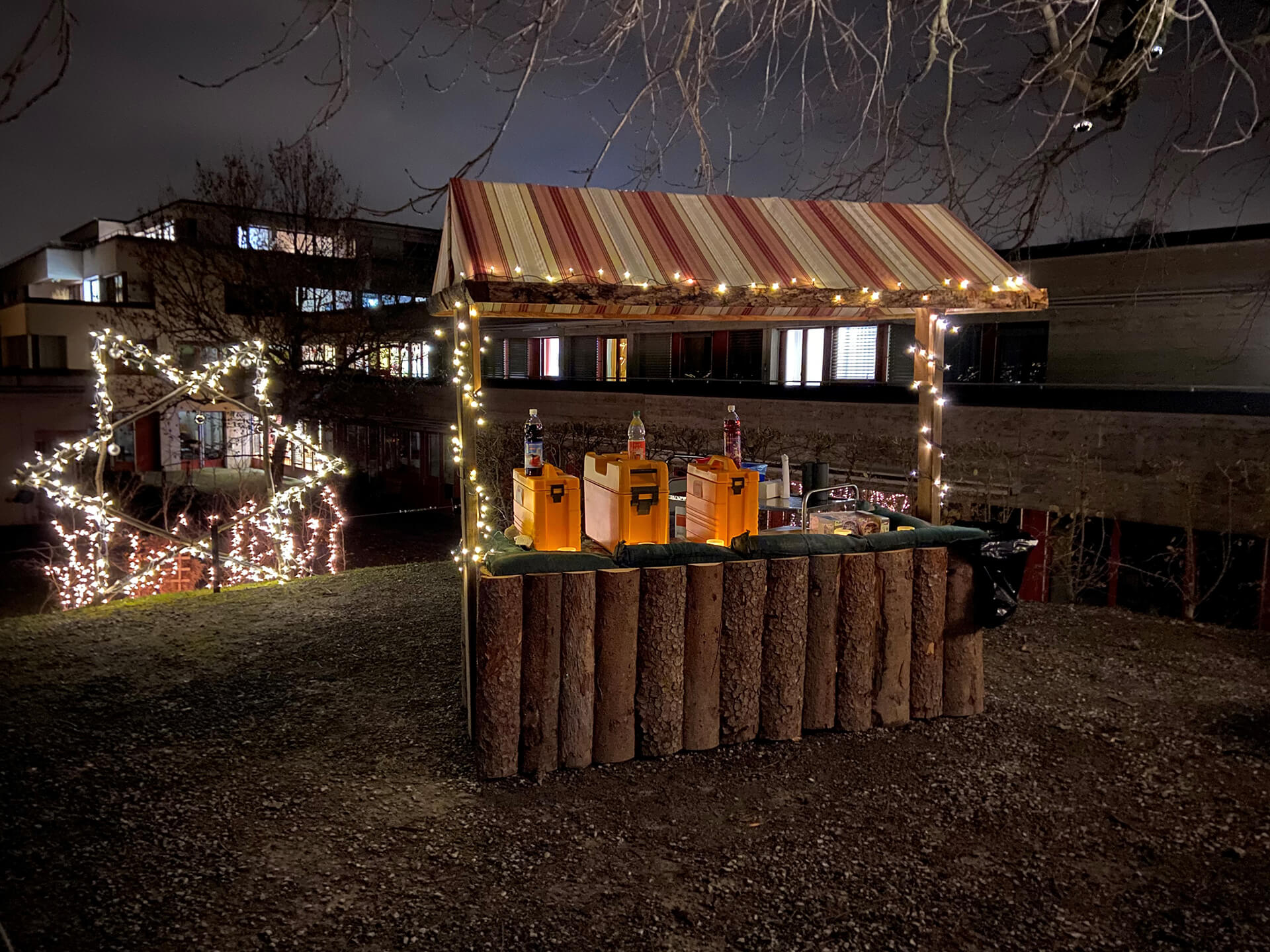 Punschbar: Die schöne Alternative zum Weihnachtsmarkt im Corona-Jahr.
