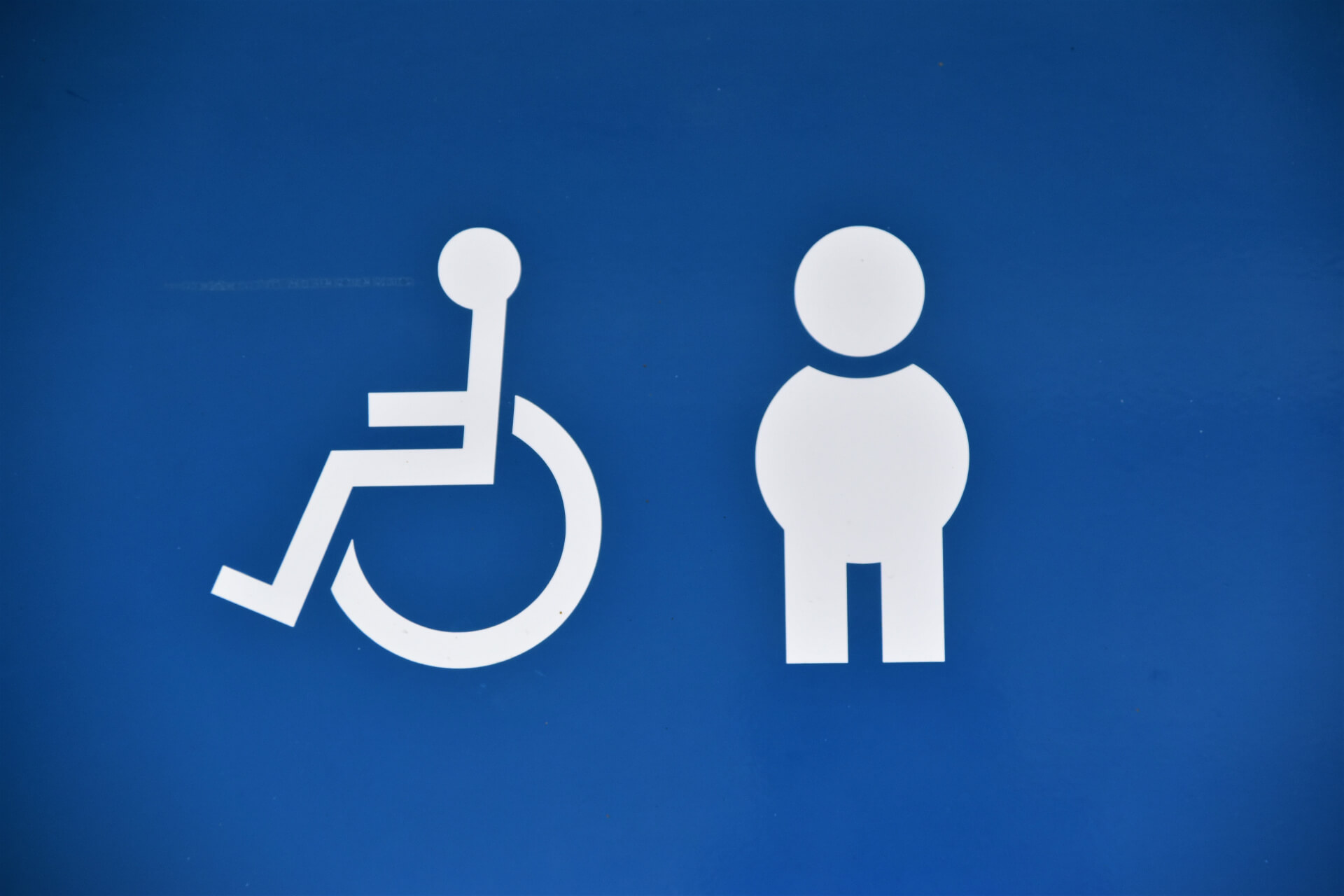 Die kognitive Beeinträchtigung ist eine Behinderung.